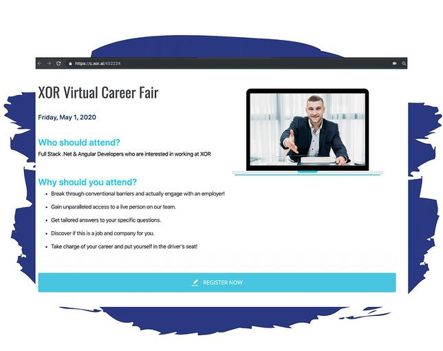 Virtual Career Fairs